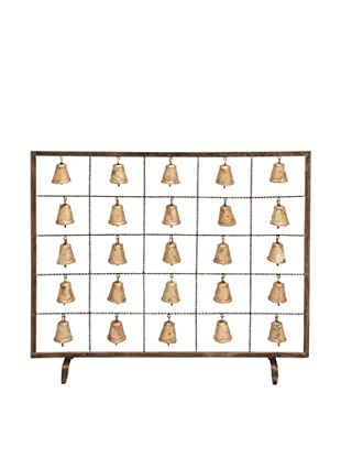 UMA Metal Bell Fireplace Screen