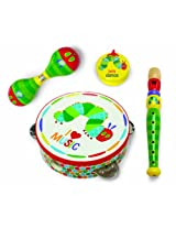 World of Eric Carle, The Very Hungry Caterpillar Instrument Gift Set - Boxed