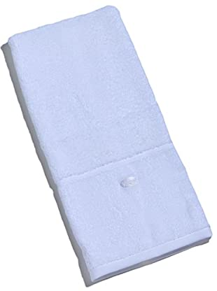 VOSSEN Asciugamano 50x100 Eco energy viso (bianco)