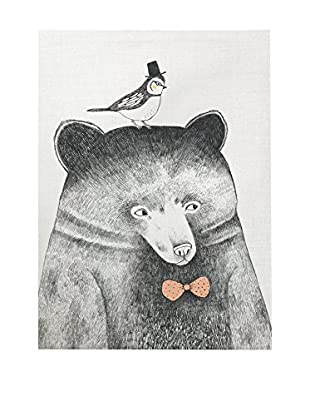 Little Nice Things Leinwandbild Bear 70X50