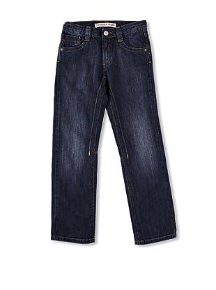 Carrera Jeans Pantalón Jeans Bambino 12 Oz (Azul)