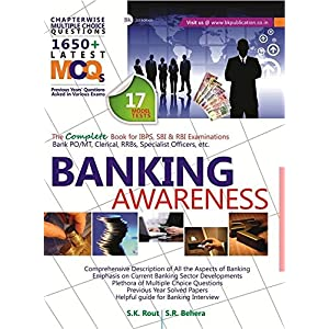 BK's Banking Awareness (Objective with Subjective) (Second Edition)