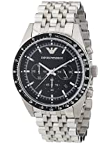 Emporio Armani  Analog Black Dial Men's Watch AR5988