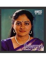 Carnatic Vocal-S.S. Sowmya