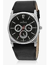 759Lslb1-O Black/Black Analog Watch Skagen