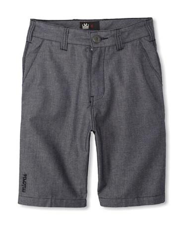 Micros Boy's Shule Shorts (Navy)