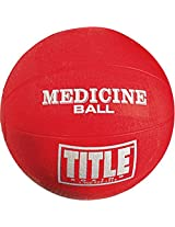 Medicine Ball Rubber Moulded 6 lbs
