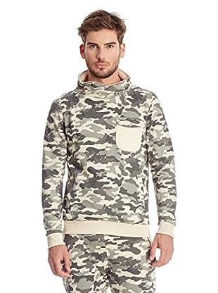 American People Sweatshirt Darwin