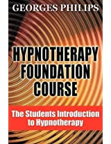 Hypnotherapy Foundation Course