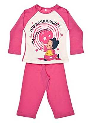 Bkb Pijama Infantil (fucsia)