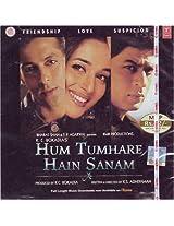 Hum Tumhare Hain Sanam (Hindi Film Songs / Bollywood Movie Soundtrack / Indian Cinema Music CD)
