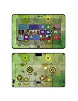 Decalrus - Matte Protective Decal Skin skins Sticker for Dell Latitude 10 Tablet with 10.1 screen (IMPORTANT: Must view IDENTIFY image for correct model) case cover Latitude10-148
