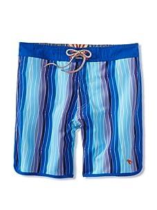 Ted Baker Men's Stroppi Side Seam Short (Bright Blue)