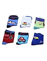 Imported Baby Socks (6pair set) - Unisex - (0 months +)