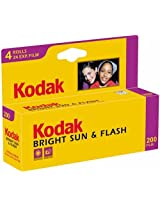 Kodak Gold Film, ISO 200, 24 Exp., 4 Pack