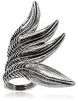 Addons Ring for Women (RVSD-000035149 SLV)