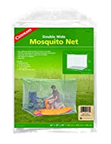 Coghlan's Double Mosquito Net, White