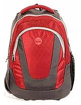 TLC Speck Maroon Black Laptop 14.1 inch Backpack Bag
