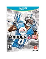 Madden Nfl 13 Wii U