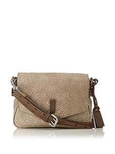 Gryson Women's Ellie Belted Shoulder Bag (Camel)
