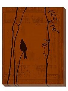 Art Classics Birds at Rest Vermillion