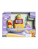 Rock And Learn Pooh Stacker - VTech Winnie the Pooh