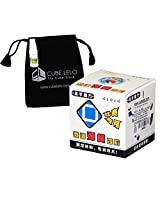 ShengShou 4x4 White + Maru Lube 10ml + Cubelelo Cube Pouch COMBO Offer
