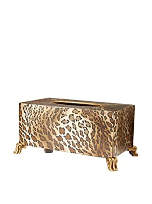 Castilian Tissue Box (Leopard)