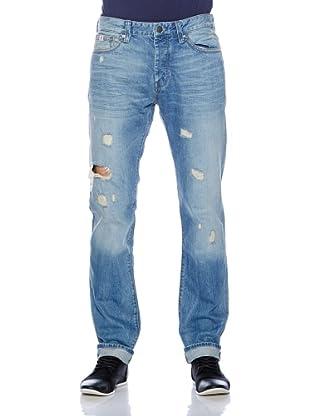 Mavi Pantalón Steeve (Azul Medio)