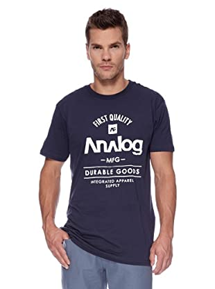 ANALOG Camiseta The Goods (Azul)