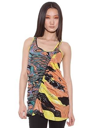 Custo Camiseta Virt (Multicolor)