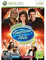 Karaoke Revolution: Presents American Idol Encore 2 with Microphone - Xbox 360