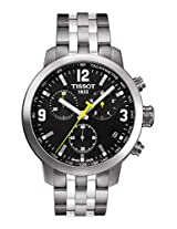 Tissot Men's T055.417.11.057.00 PRC 200 Chronograph Watch