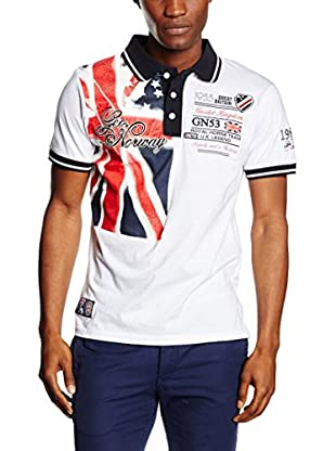 Geographical Norway Poloshirt Kiltss