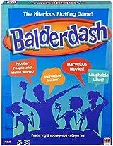Balderdash Board Game by Mattel