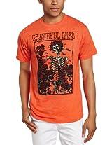Impact Merchandising Men's Grateful Dead Bertha T-Shirt,Heather Orange,Small