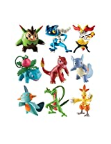 Tomy Pokemon Action Pose Figure, Multi Color