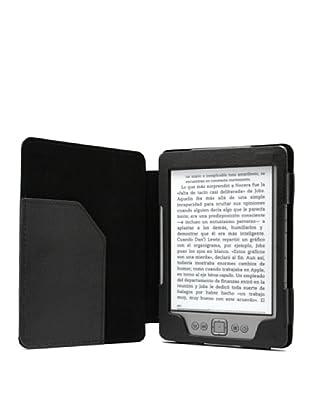 Unotec Funda Kindle 4 y 5 con cierre magnético Negra Negra