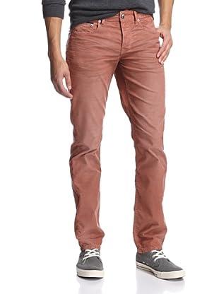 Stitch's Men's Barfly Slim Straight Corduroy Pant (Peru)