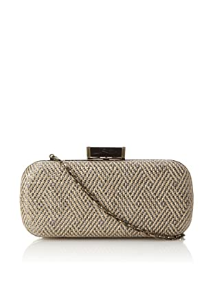 Urban Expressions Women's Mingle Clutch, Grey