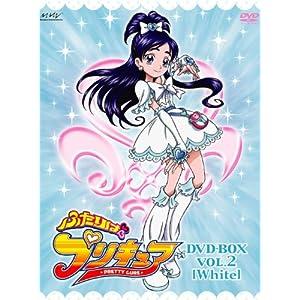 :ふたりはプリキュア DVD-BOX vol.2[White]