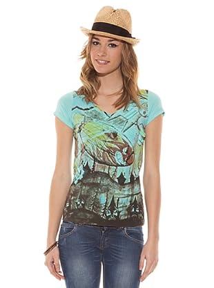 HHG Camiseta Valery (Azul)
