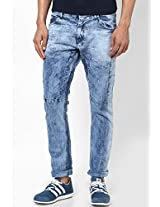 Blue Slim Fit Jeans John Players