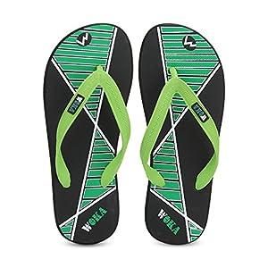 Axn Green Flip Flops