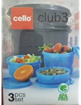 cello club set of 3 pc