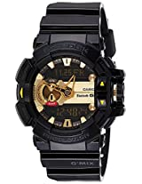 G-Shock Bluetooth Analog-Digital Black Dial Men's Watch - GBA-400-1A9DR (G557)