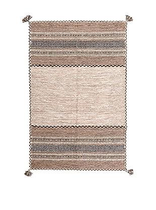 RugSense Alfombra Kilim Tribal Beige 230 x 160 cm