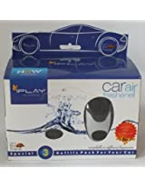 iPlay 3 in 1 Car Air Freshner