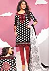 Dress Material Cotton Designer Prints Unstitched Salwar Kameez Suit D.No DP2150