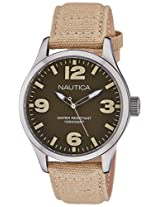 Nautica Analog Green Dial Men's Watch - NTA11558G